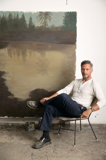 Photo Portrait of Enrique Martinez Celaya