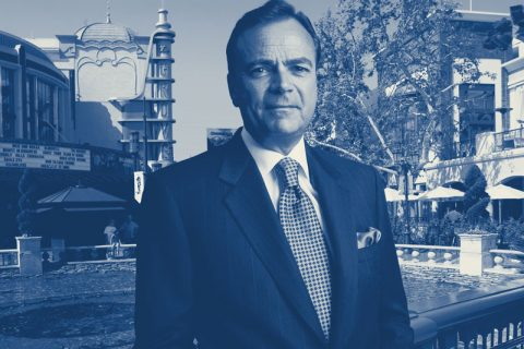 Rick Caruso USC board chair