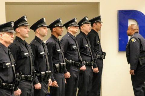 USC neuroscientist police service
