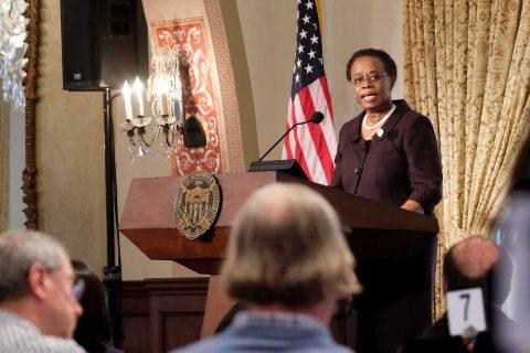 USC State of the University: Interim President Wanda M. Austin