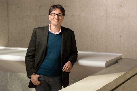 USC Marshall/Greif Incubator Director Paul Orlando