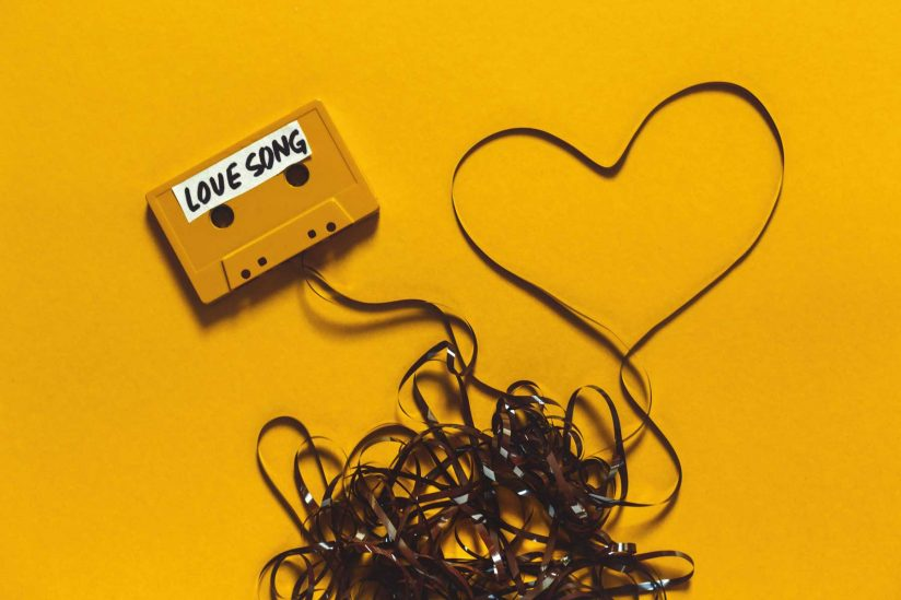 Valentine's Day in the digital age: Tape of love songs