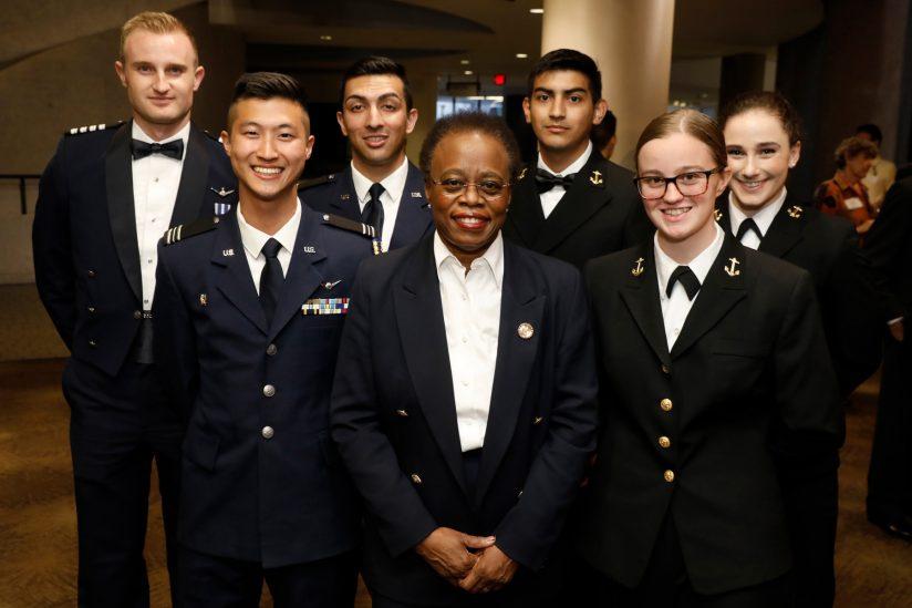 USC veterans gala