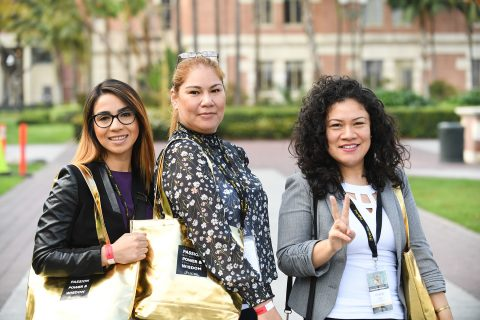 USC women's conference 2019 attendees