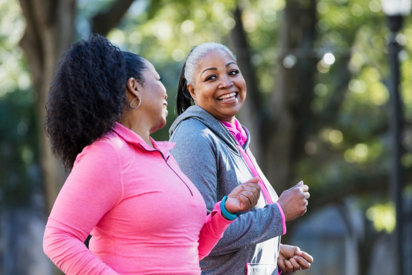 Exercise and breast cancer survivors: Photo