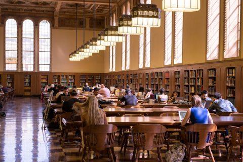 library symbolizes USC scholarship