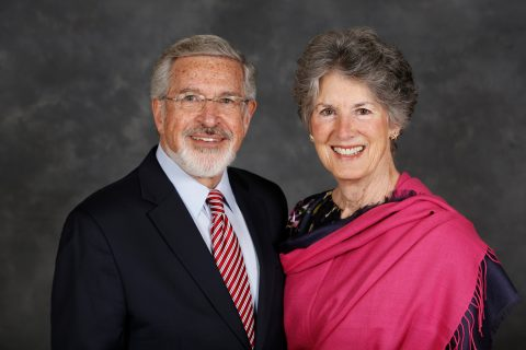 USC Schaeffer Center gift: Leonard and Pamela Schaeffer