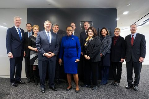 USC delegation in D.C.