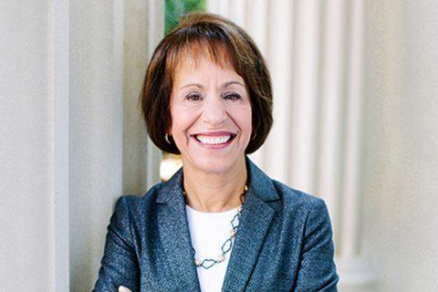 New USC President: Carol L. Folt