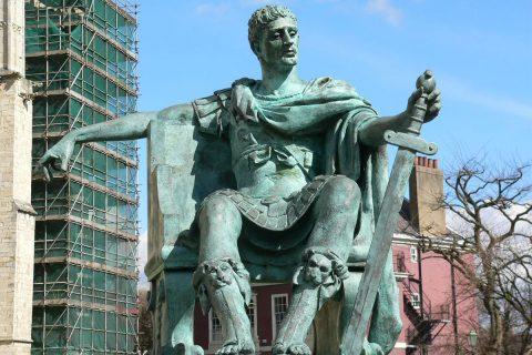 The Donatist schism: Constantine