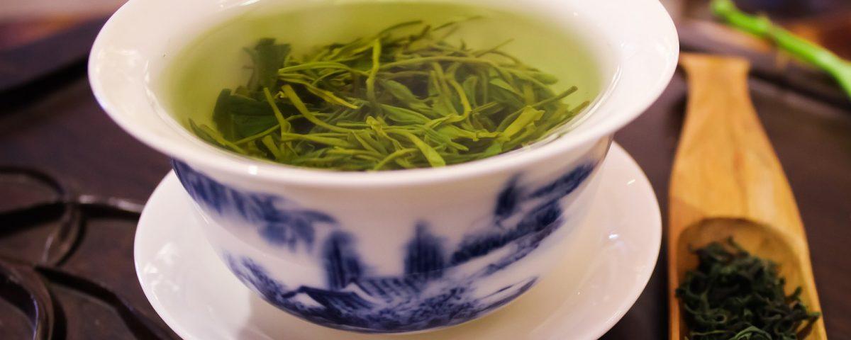 Diet and Alzheimer's: Green tea