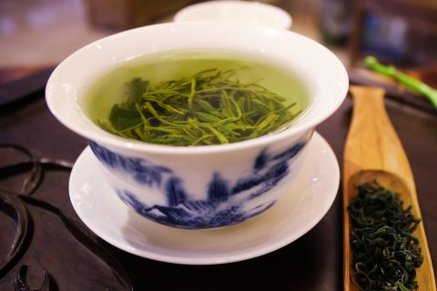 Diet and Alzheimer's: Green tea