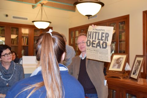 USC Holocaust collection: Wolf Gruner