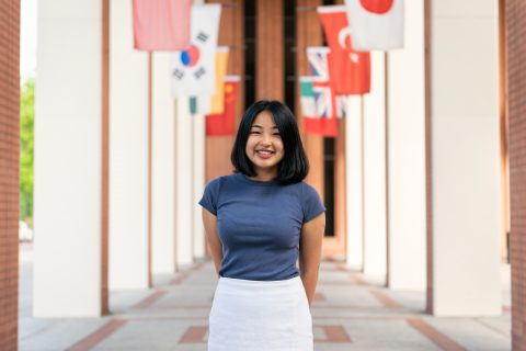Tingyee Chang USC senior Oxford