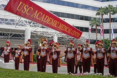 USC hospitals anniversary