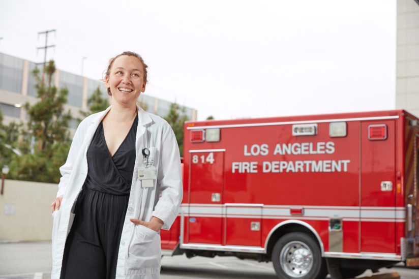 USC opioid expert Rebecca Trotzky-Sirr