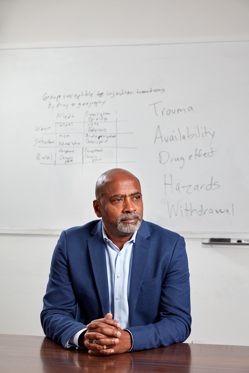 USC opioid expert Ricky Bluthenthal