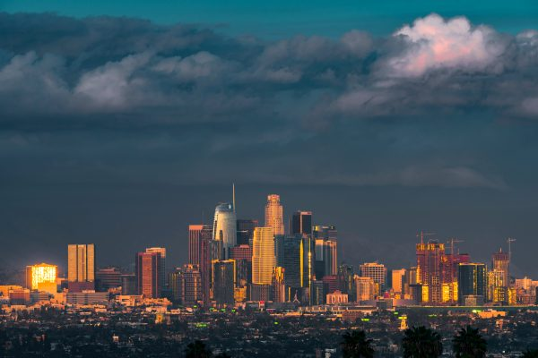 Los Angeles air quality asthma