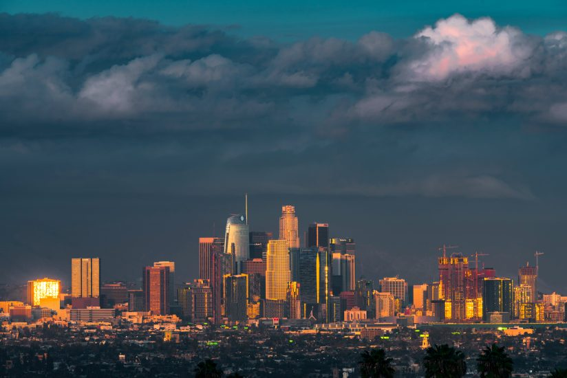 Los Angeles air quality asthma