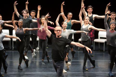 Forsythe choreography