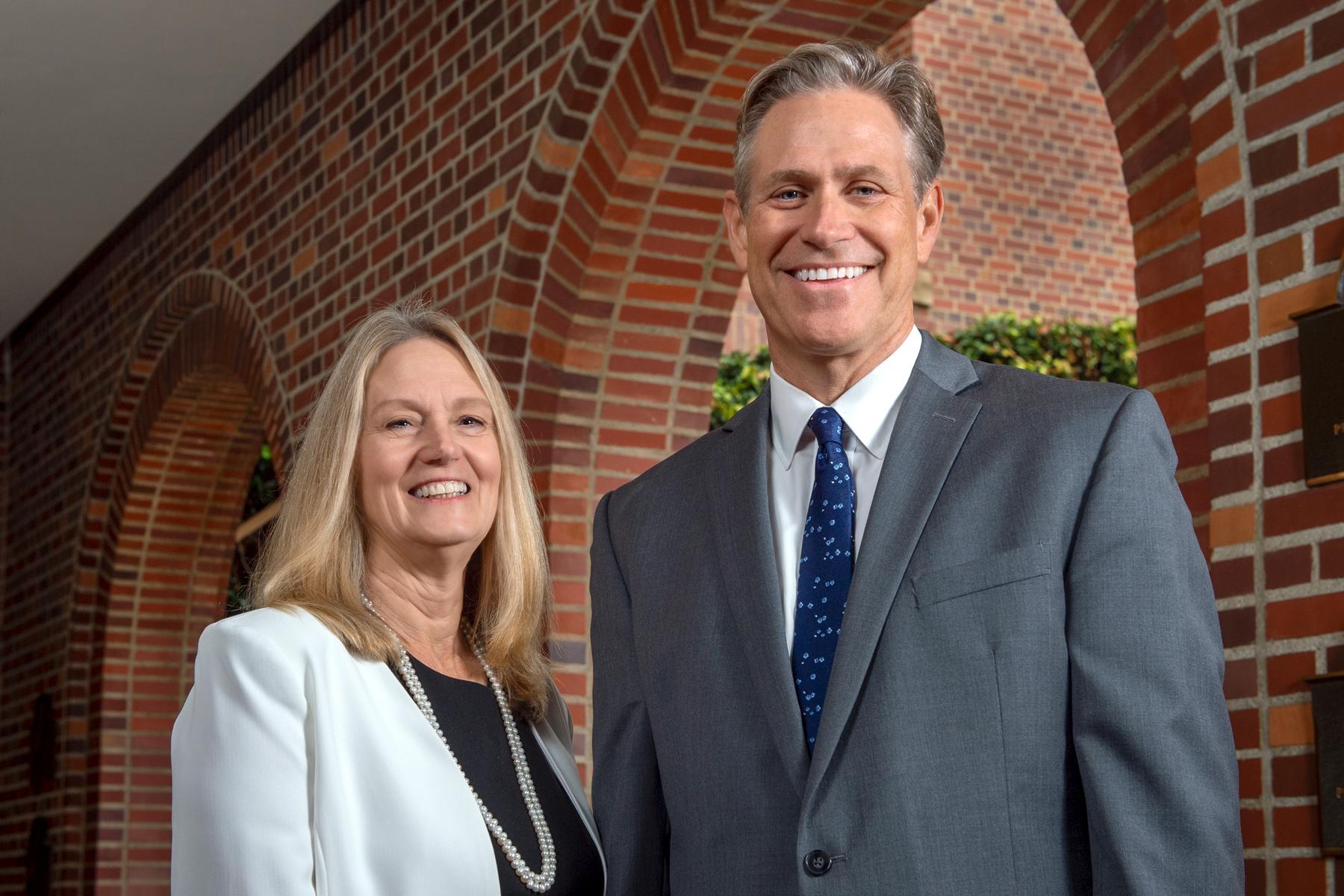Ombuds Katherine Greenwood and Thomas Kosakowski.