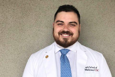 Jamil Samaan wants to see more Syrian American doctors