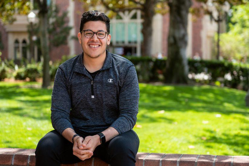 USC graduate Mounir Ghabrial