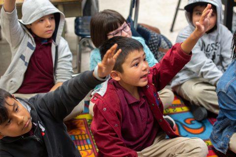 NAI literacy program