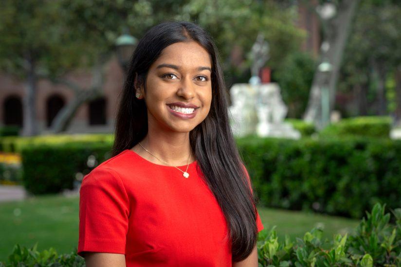 Diviya Gupta USC Salutatorian 2019