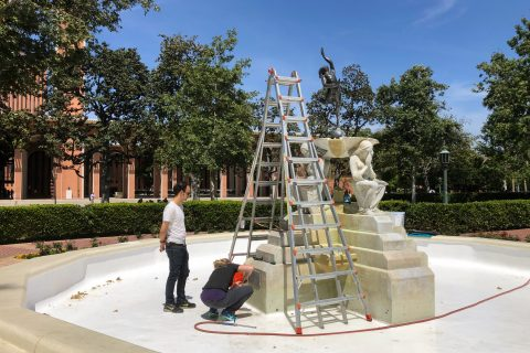 historic art preservation commencement
