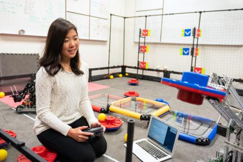 Bethany Chen robotics lab