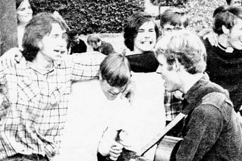 USC student life 1969 Daily Trojan