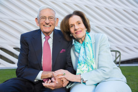 Eli and Edythe Broad California stem cell research funding