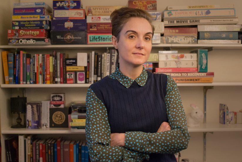 Susana Ruiz game designer