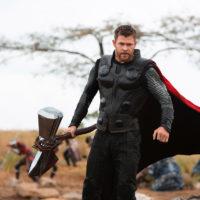 Avengers scene still