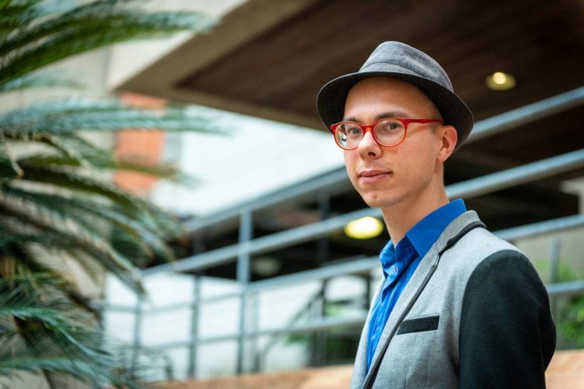Jonathan Vanhoecke transgender research