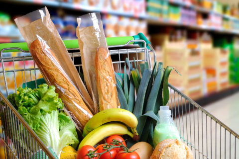 impulse shopping pre-ordering groceries