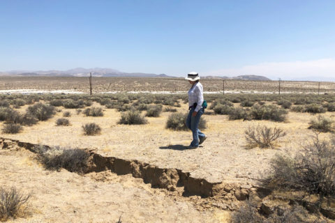 USC earthquake research