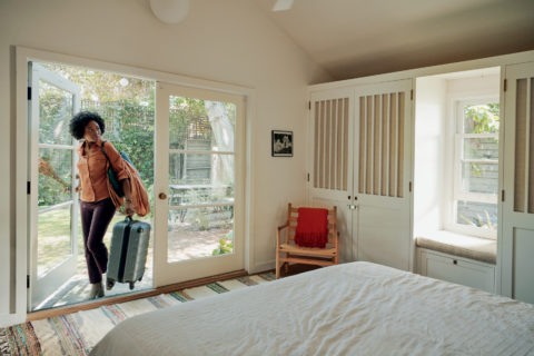 Airbnb rent increase research