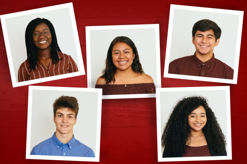 Bovard Scholars to USC freshmen
