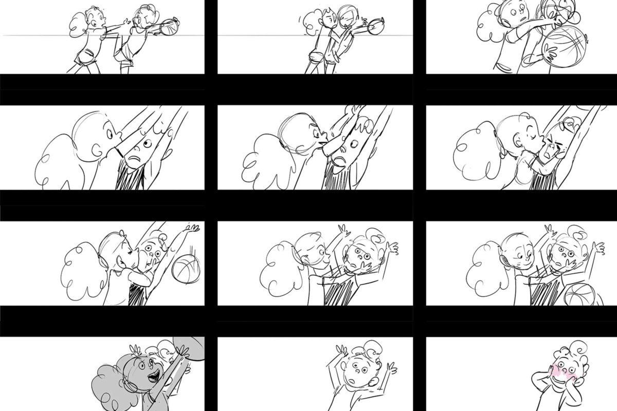 usc animation alumni storyboard