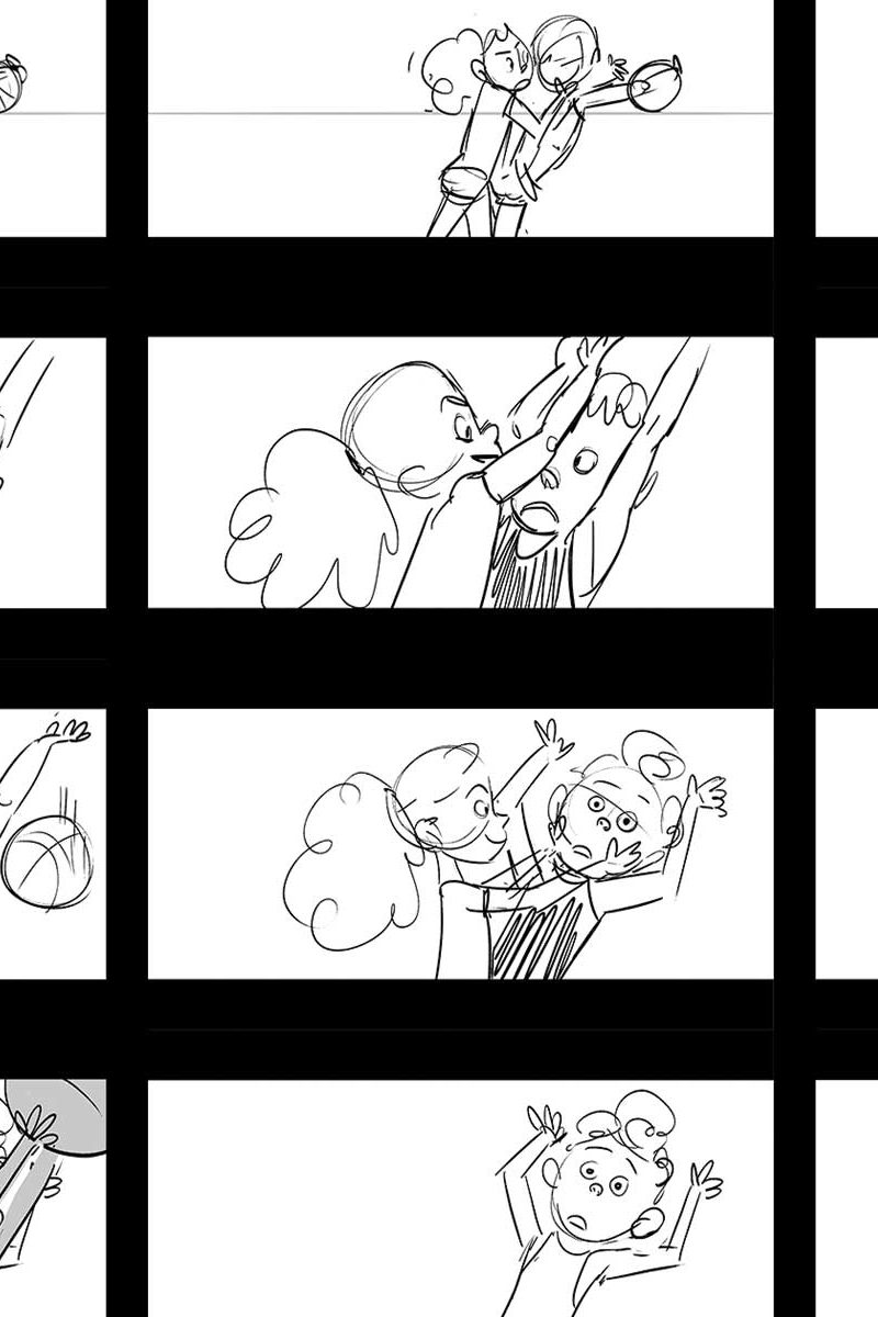 usc animation alumni storyboard