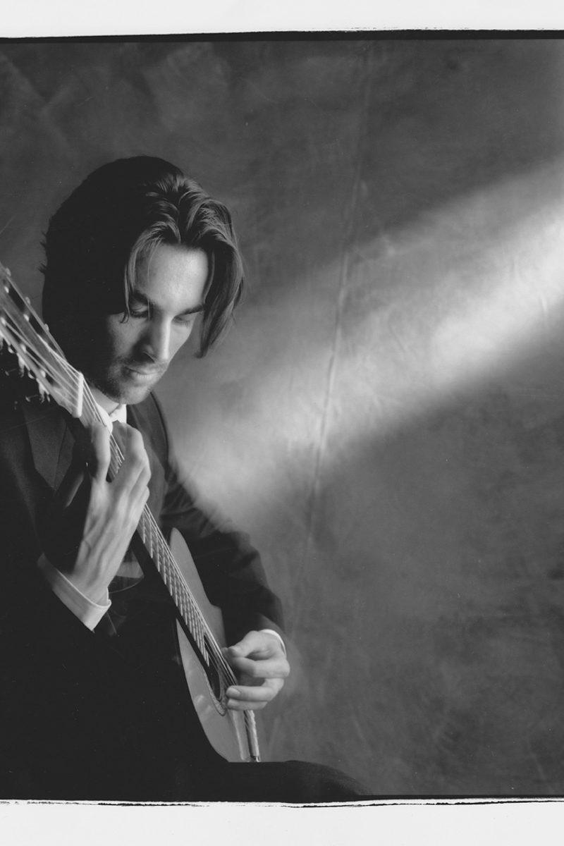 Daniel Smythe guitar