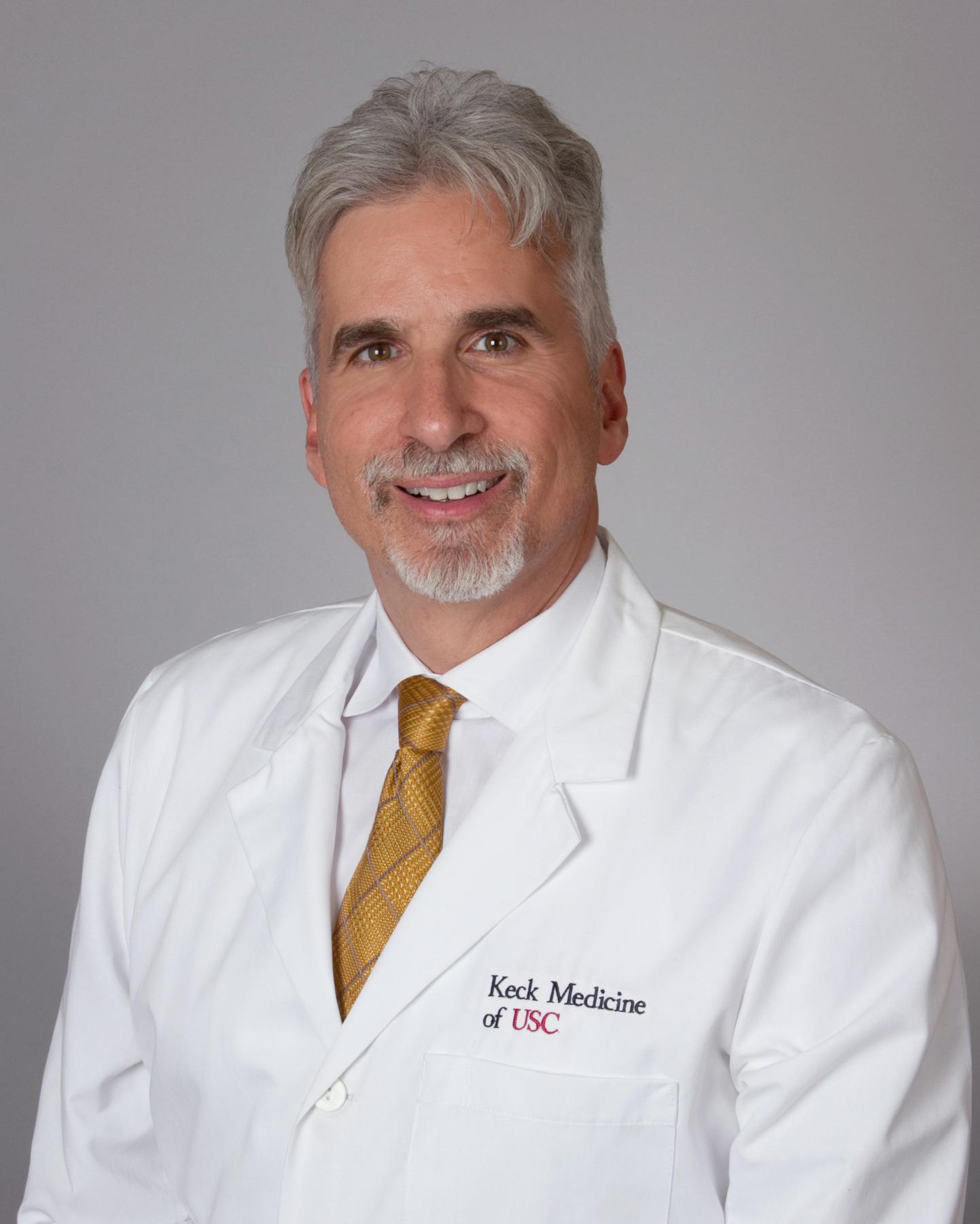 Hugo Rosen liver doctor
