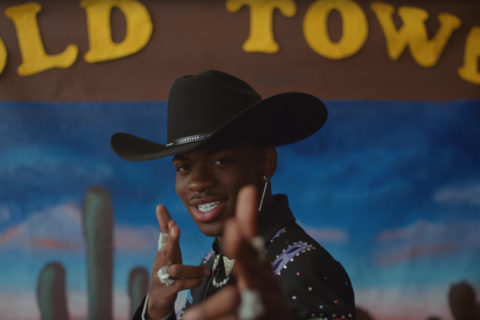 "An AI tool developed by USC Viterbi computer science PhD student Timothy Greer can dissect an ambiguous song like ""Old Town Road"" and classify it by genre. (Image/Lil Nas, YouTube)"