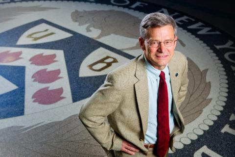 USC Provost Charles Zukoski