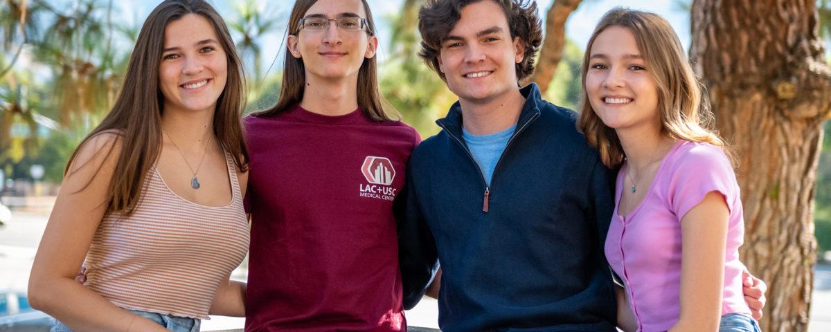 triplets at USC