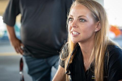 Gabrielle Johnson of USC