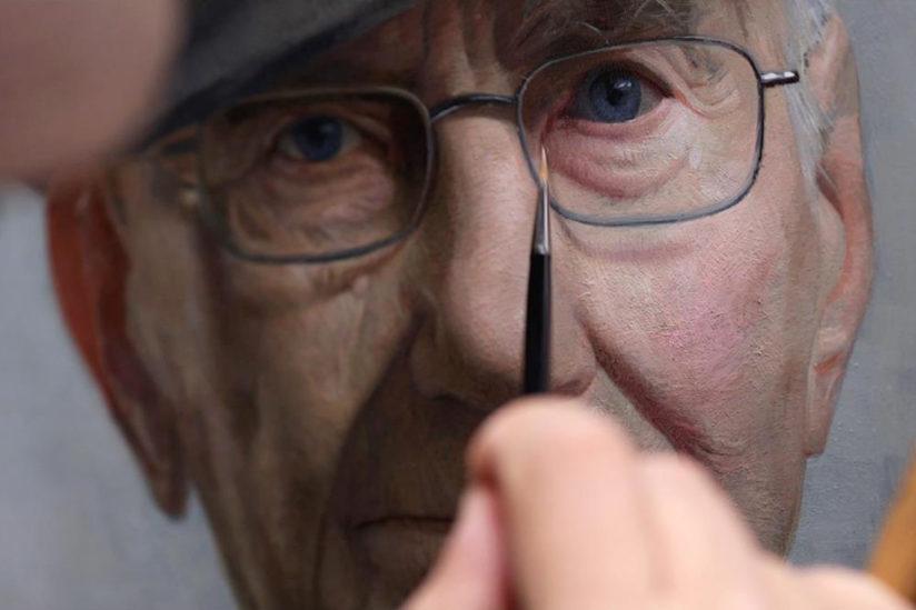 Facing Survival portraits of Holocaust survivors