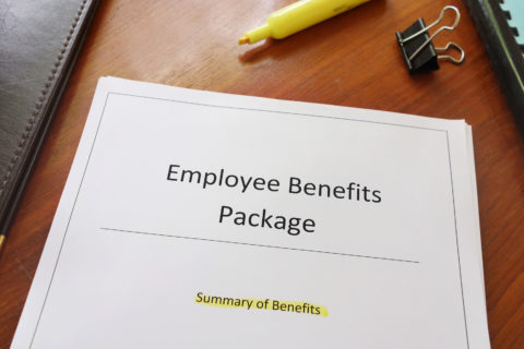 employee benefits package photo